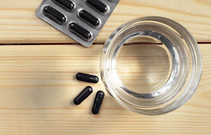 1. Activated Charcoal