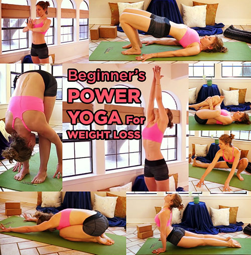 5 effective power yoga routines to lose weight fast with videos beginners power yoga for weight loss pinit thecheapjerseys Image collections