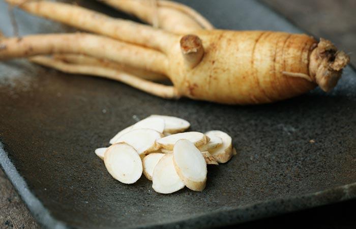 Herbs for Diabetes - Ginseng