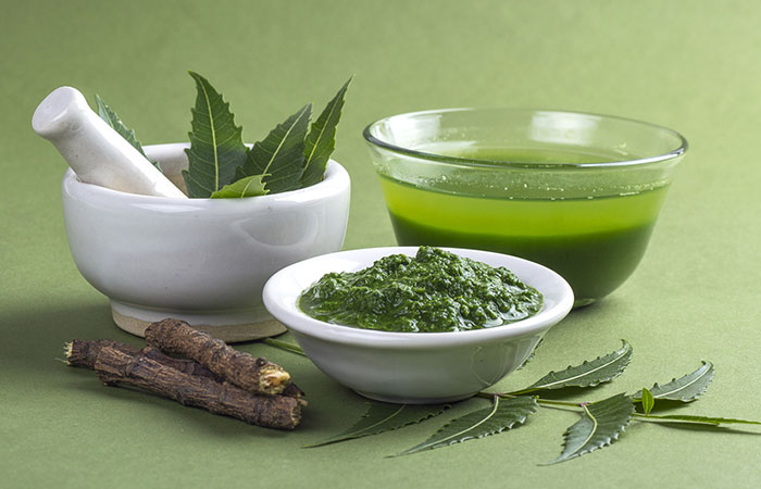 Herbs for Diabetes - Neem