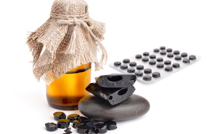 Herbs for Diabetes - Shilajit