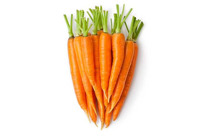 How To Protect Your Eyesight - Carrots