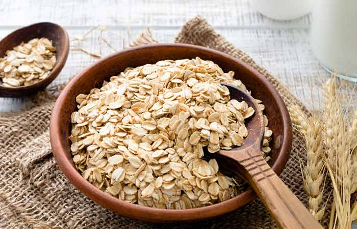 Foods High In Manganese - Oats