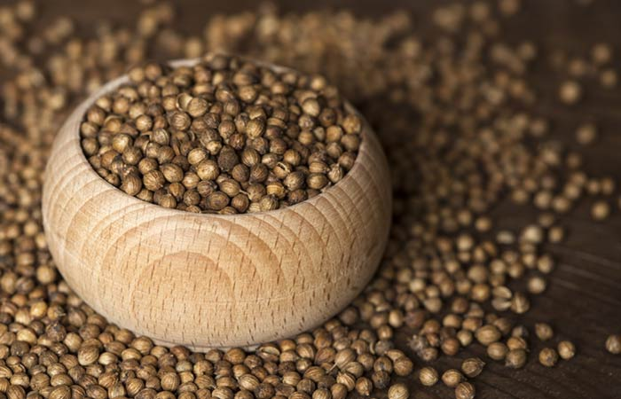 side effects of coriander seeds
