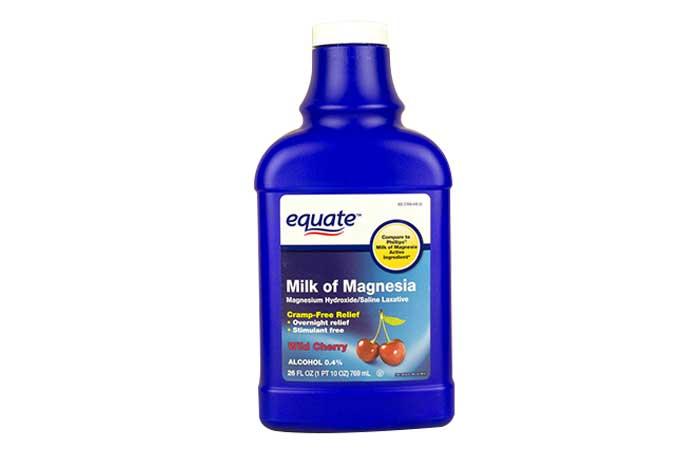 11. Milk Of Magnesia