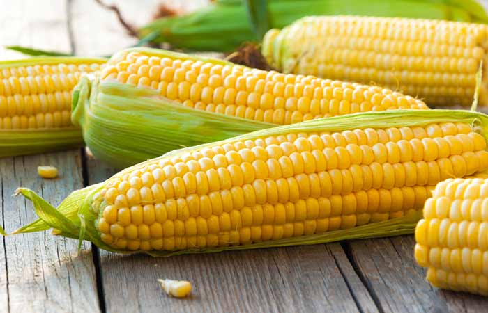 Foods High In Manganese - Corn