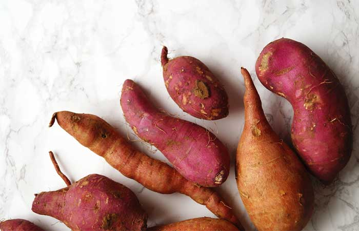 How To Protect Your Eyesight - Sweet PotatoPurple Sweet Potato