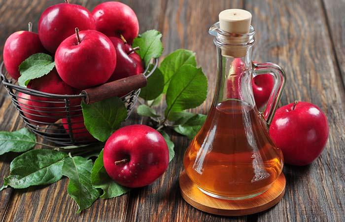 2. Apple Cider Vinegar