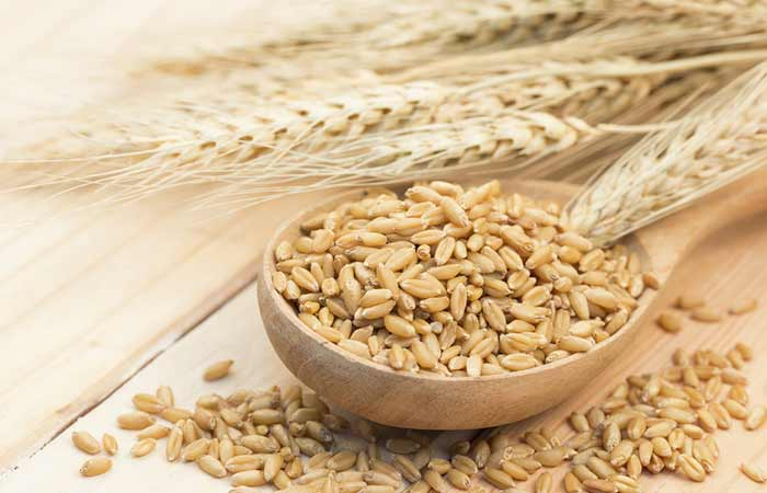 Foods High In Manganese - Barley