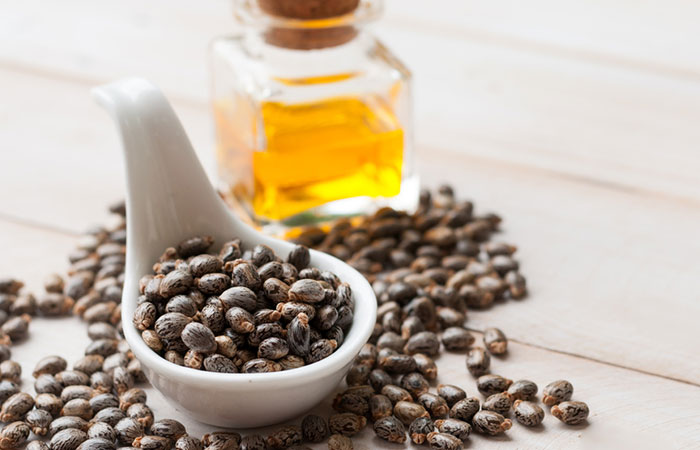 5. Castor Oil For Flawless Skin