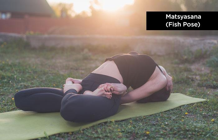 Matsyasana-(Fish-Pose)