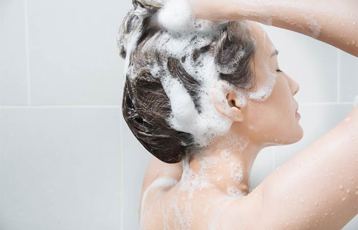 Wash and condition your hair