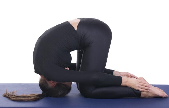 shashankasana for back pain