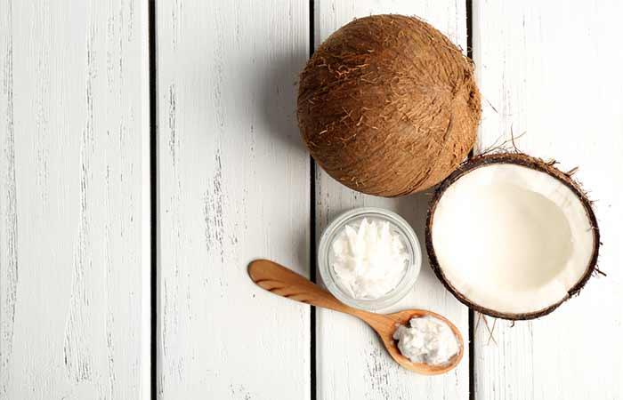 1. Coconut Oil