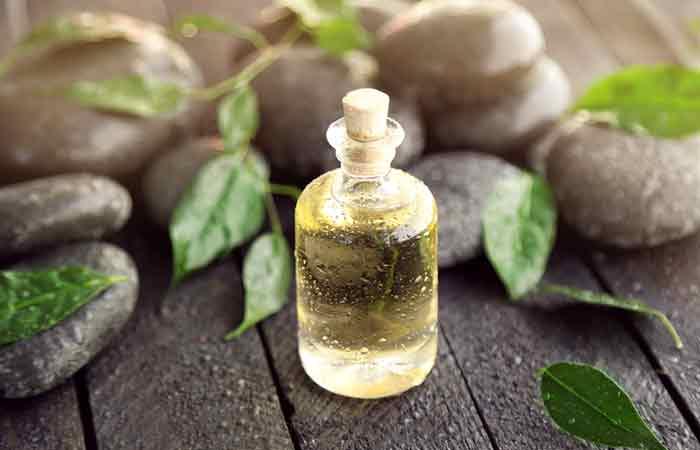 1. Tea Tree Oil