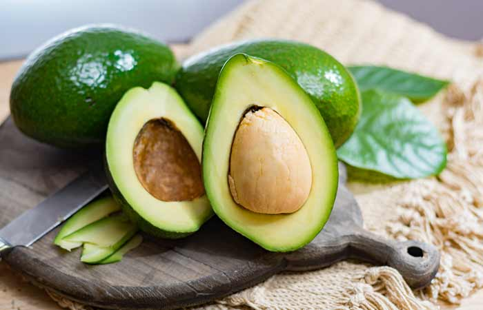 Improve Blood Circulation - Avocados