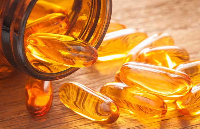 Home Remedies For Dry Eyes - Fish Oil