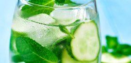 DIY: Homemade Cucumber Facial Mist/Toner For Glowing Skin