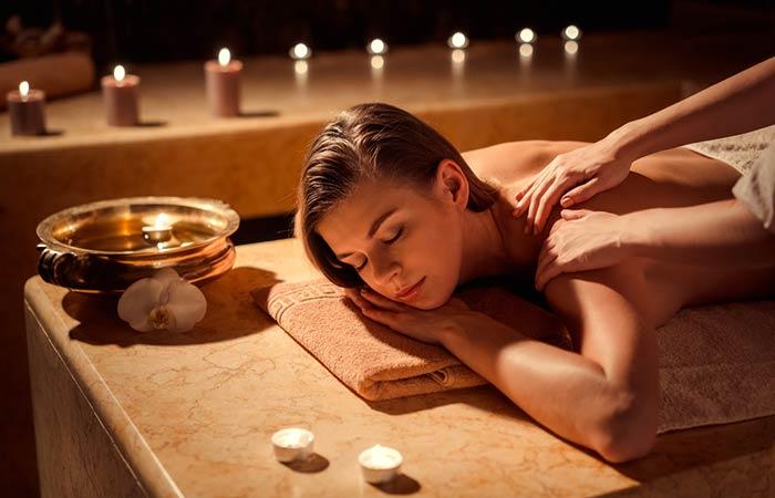 Improve Blood Circulation - Massage