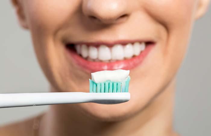 2. Toothpaste
