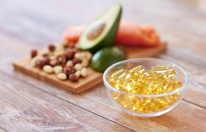 6. Omega-3 Supplements