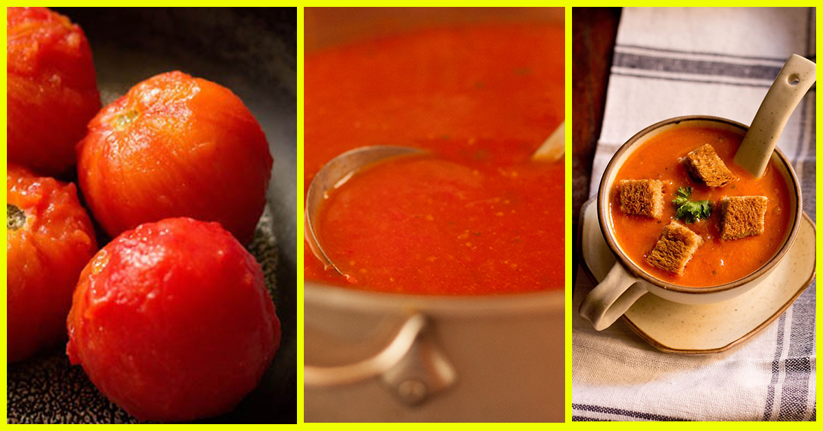 Tomato soup recipe sanjeev kapoor edpeer 10 healthy and yummy tomato soup recipes forumfinder Choice Image