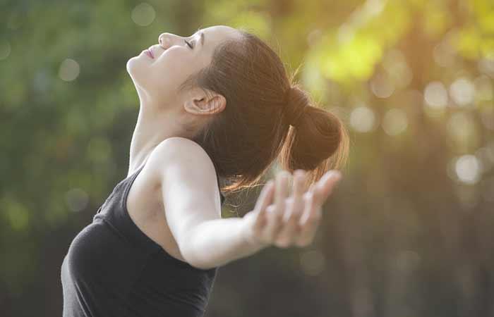 Improve Blood Circulation - Deep Breathing