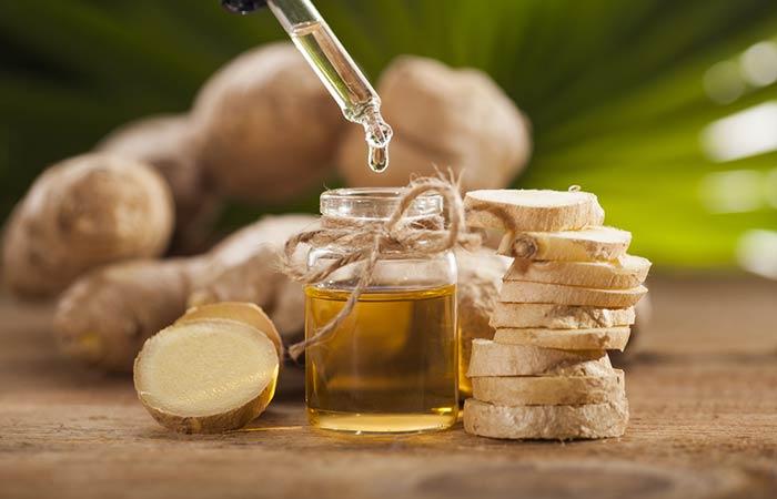 Improve Blood Circulation - Ginger Oil