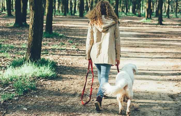 Improve Blood Circulation - Walking
