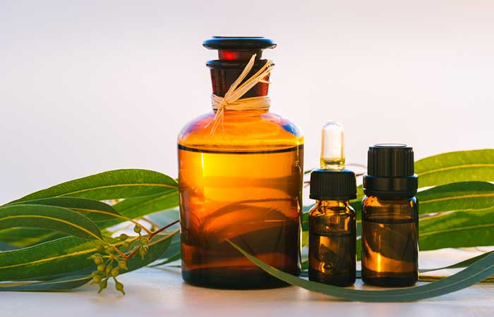 Improve Blood Circulation - Eucalyptus Oil