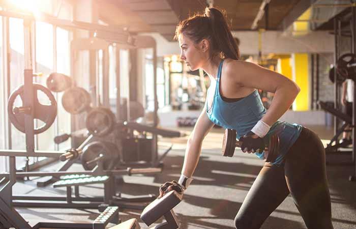 Improve Blood Circulation - Weight Training