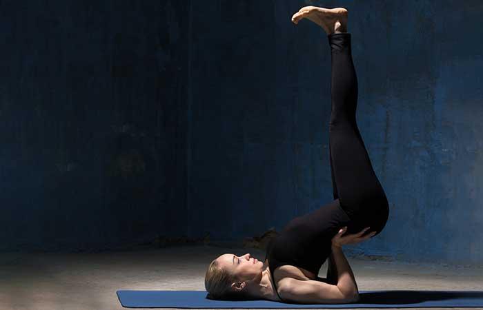 Improve Blood Circulation - Viparita Karani (Legs Up The Wall Pose)