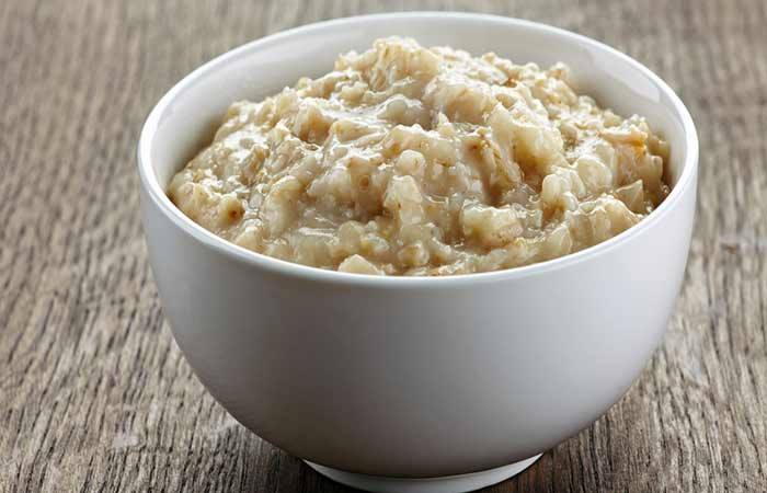 Increase Breast Milk - Oats