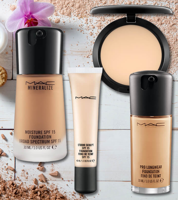 11 Best MAC Foundations For Different Skin Types - 2018 Update