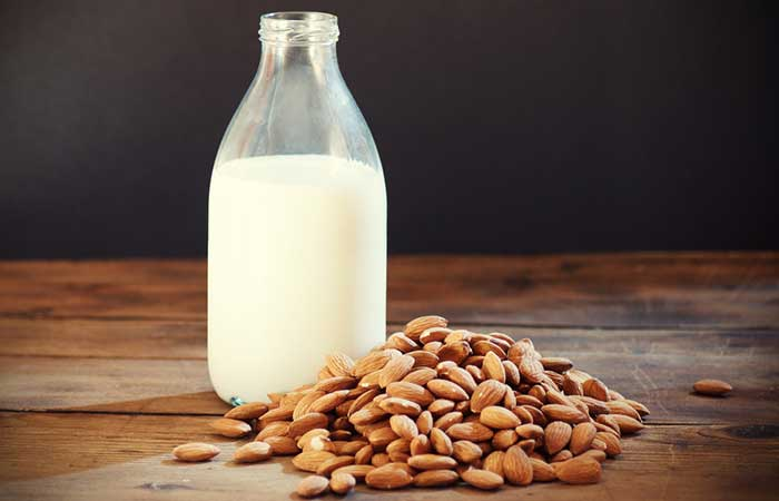 Increase Breast Milk - Almond Milk