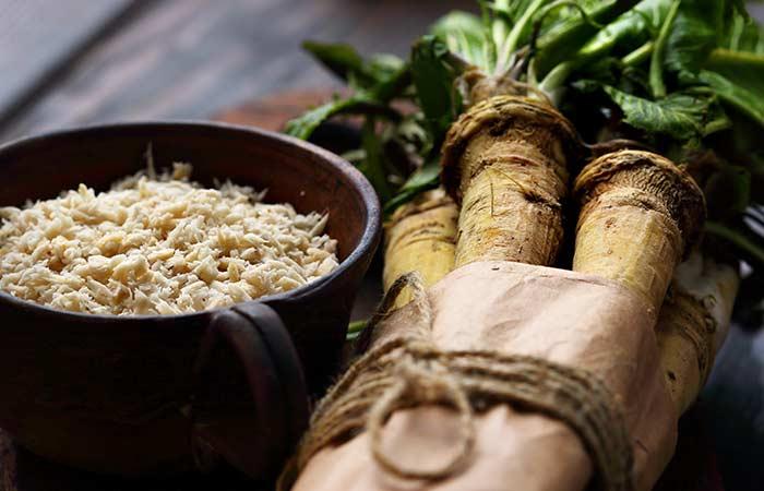 12. Horseradish