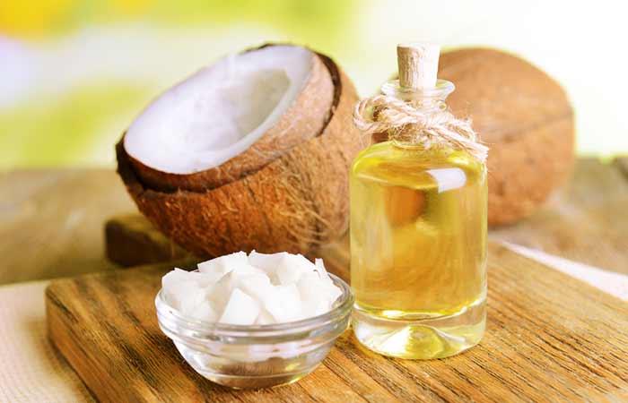 2. Coconut Oil