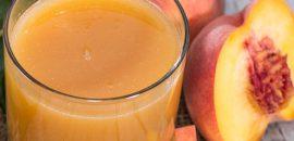 10 Amazing Health Benefits of Peach Juice