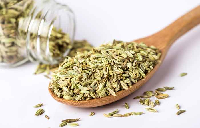 Increase Breast Milk - Fennel Seeds