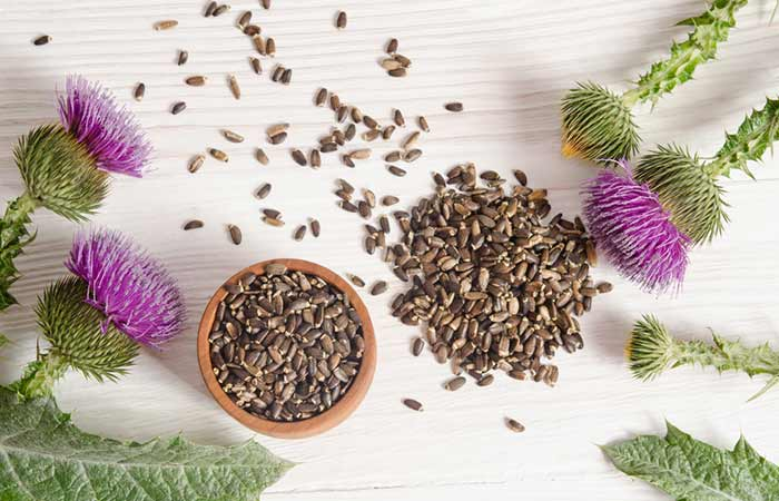 Increase Breast Milk - Milk Thistle
