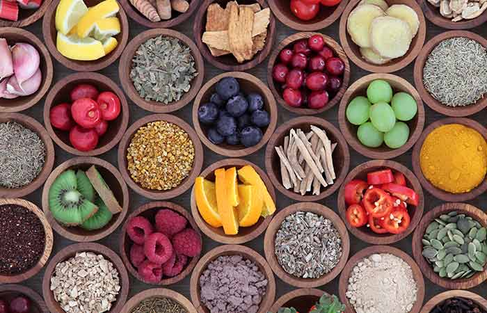 6. Vitamins And Minerals