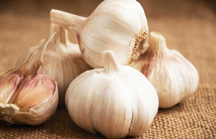 Increase Breast Milk - Garlic