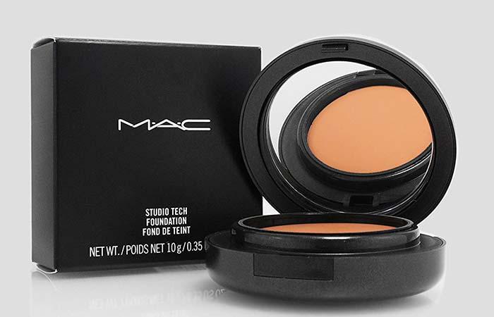 7. MAC Studio Tech Foundation - Best MAC Foundation
