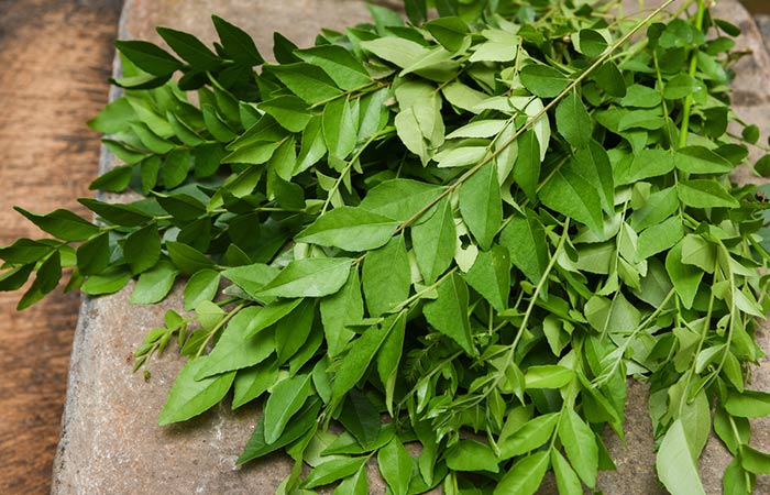 8. Curry Leaves