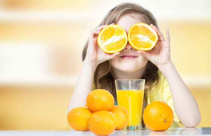 Citrus Fruits - Maintain The Health Of Your Eyes
