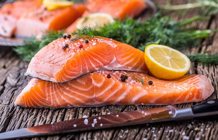 Increase Breast Milk - Salmon
