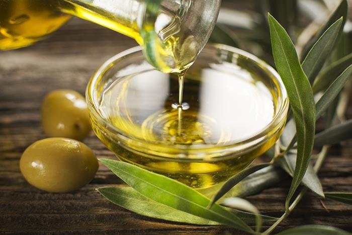 Olive And Canola Oils