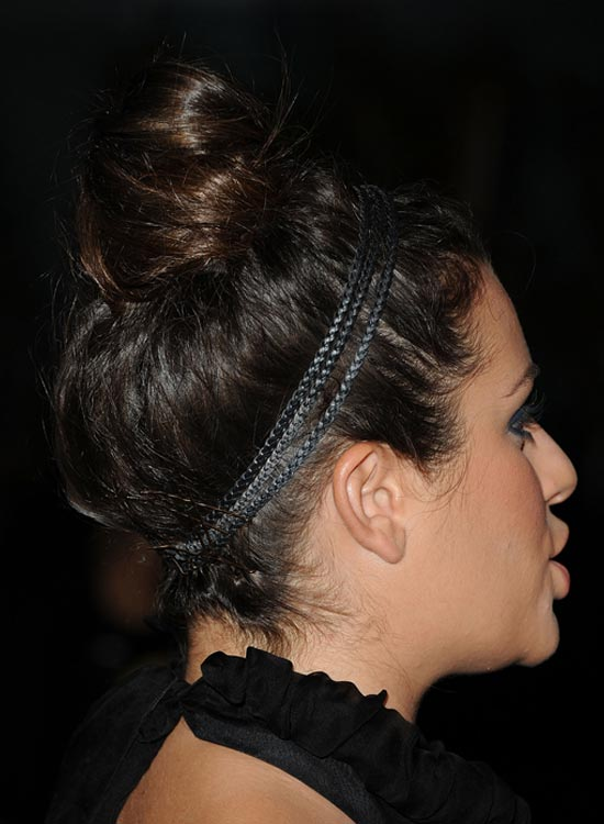 Volumized-Topknot-with-Head-Chain
