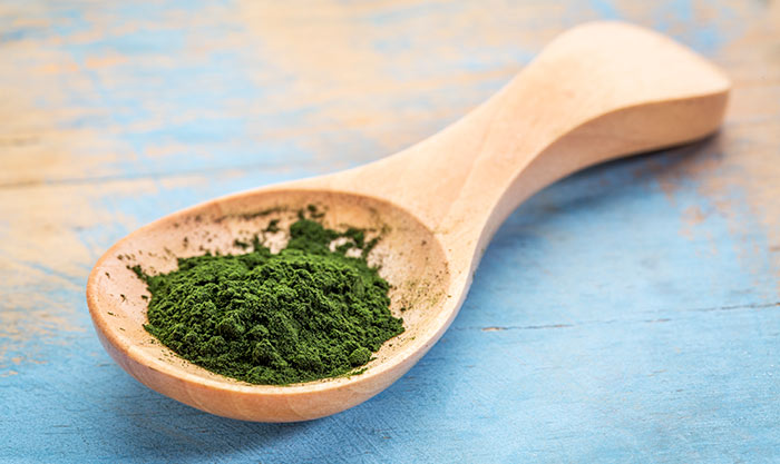 13. Kelp Powder For Cellulite