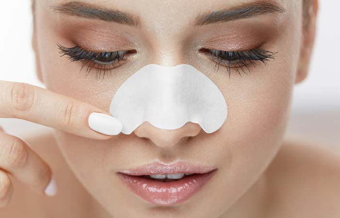 How To Remove Blackheads From Nose At Home - Blackhead Removal Strips